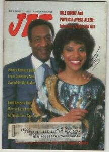 Jet Magazine Bill Cosby Phylicia Ayers Allen May 6 1985 062220nonr Ebay