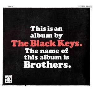 The-Black-Keys-Black-Keys-Brothers-New-Vinyl-Bonus-CD