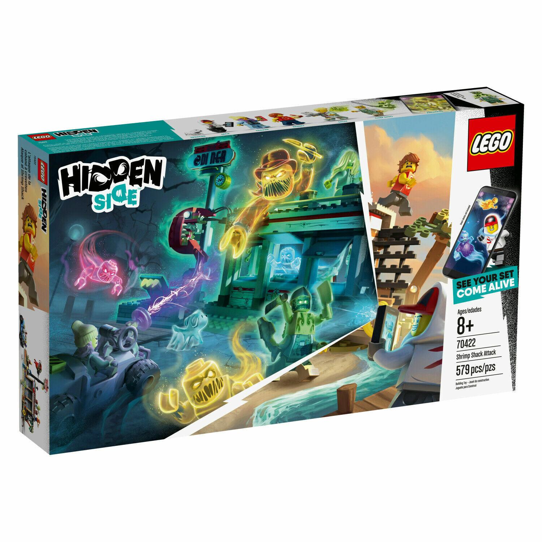 edizione limitata a caldo LEGO ® hidden hidden hidden side 70422 attacco contro i gamberetti capanna NUOVO & OVP, immediatamente  bellissimo