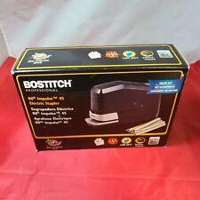 Bostitch B8 Impulse 45 Electric Stapler 45 Sheet Capacity Black