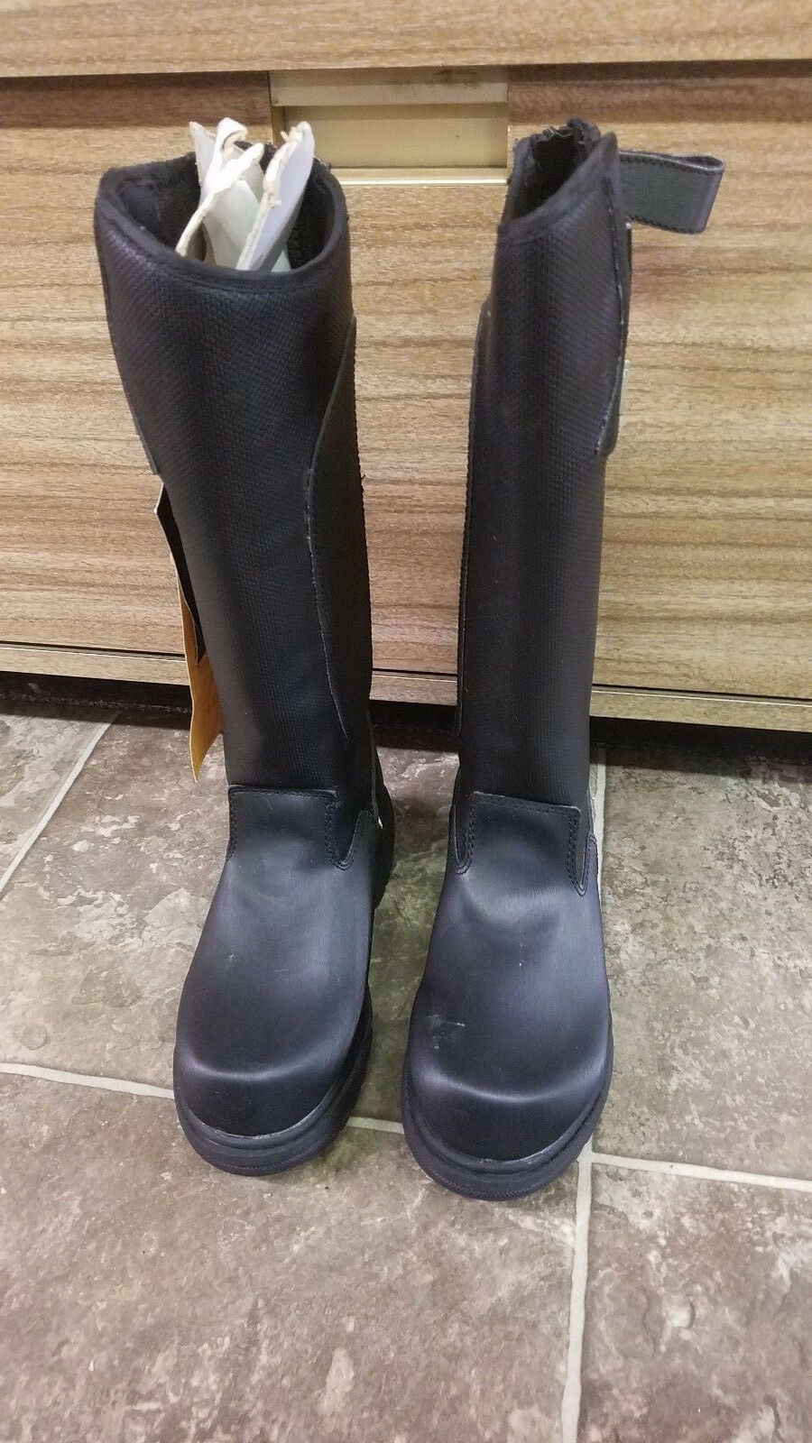 Mountain Horse Rimfrost Rider Junior Tall Winter Boot Size 2