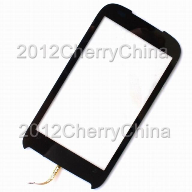 New Replacement Touch Screen Digitizer  For HTC Touch Pro 2 2nd Gen T7373 Black