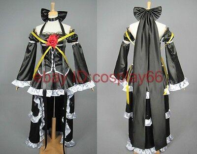 Vocaloid Len Kagamine Black Cosplay Costume Custom Any