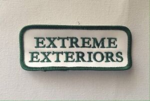 Details About Work Shirt Patch Names Custom Badge Business Name Number Patches