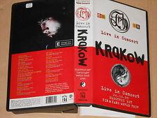 FISH -Krakow - Live In Concert- VHS-Kassette