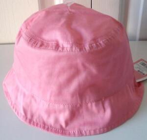 43f107f26b6 NWT Circo Baby Girls Pink Blue White Polka Dot Bucket Fashion Sun ...