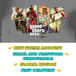 Grand-Theft-Auto-V-New-Steam-Account-Global-Region-Fast-Delivery-GTA-5