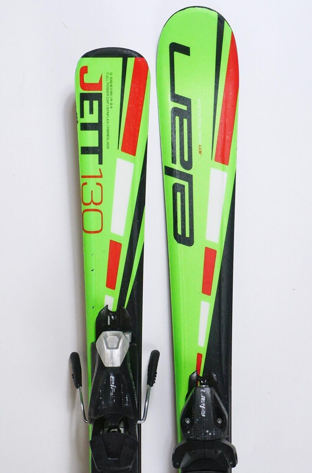 Ski Elan Jett Jugend Kinder Carvingski 130cm + EL 7.5 Bindung  (TB359)