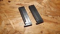 2 - Phoenix HP-22 - factory NEW 10rd .22lr magazines mags clips + Flat  (P123)