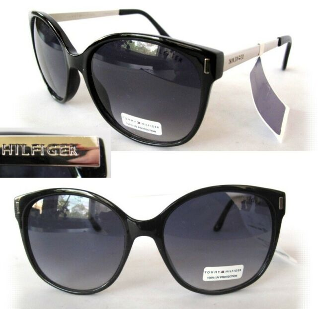 NWT TOMMY HILFIGER Olivia Womens Sunglasses Brown//Brown $60