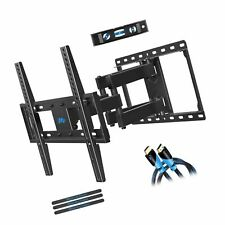 Mounting Dream MD2380 TV Wall Mount Bracket with Full Motion Dual Articulating Arm