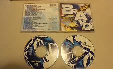 2 CD Bravo Hits 32 41.Tracks 2001 DJ Bobo & Irene Cara Jeanette Cosmic Gate ....