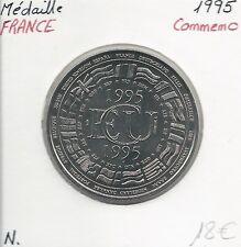 MEDAILLE Gedänk- - EUROPA - ECU - Qualität: NEU 1995