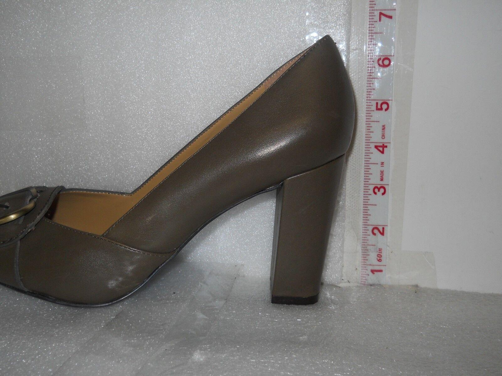 Circa Joan & David NEU Damenschuhe Found It Olive Green Open Toe Heels 8 M Schuhes