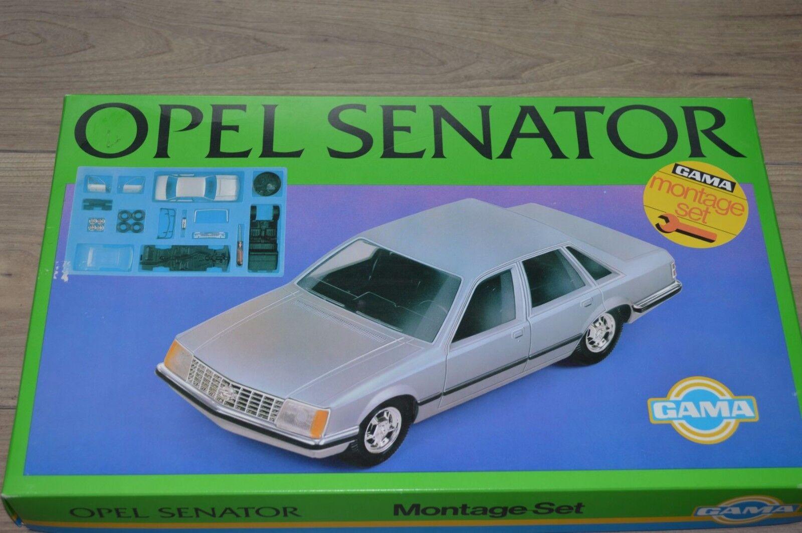 Gama 4495 kit sogar opel senator mint in box ausgezeichnet