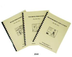 Delmar Sheet Metal Working Series- 3 Volume Set Save 60% #2141