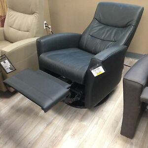 Genial Image Is Loading Fjords Oslo Swing Relaxer Power Electric Recliner Chair
