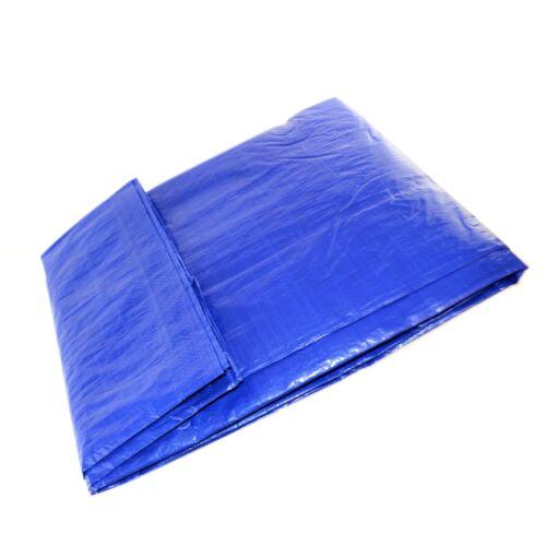 2.55 X 3.5 M Azul Cubierta De Lona Hoja De Lona suelo Impermeable Lona