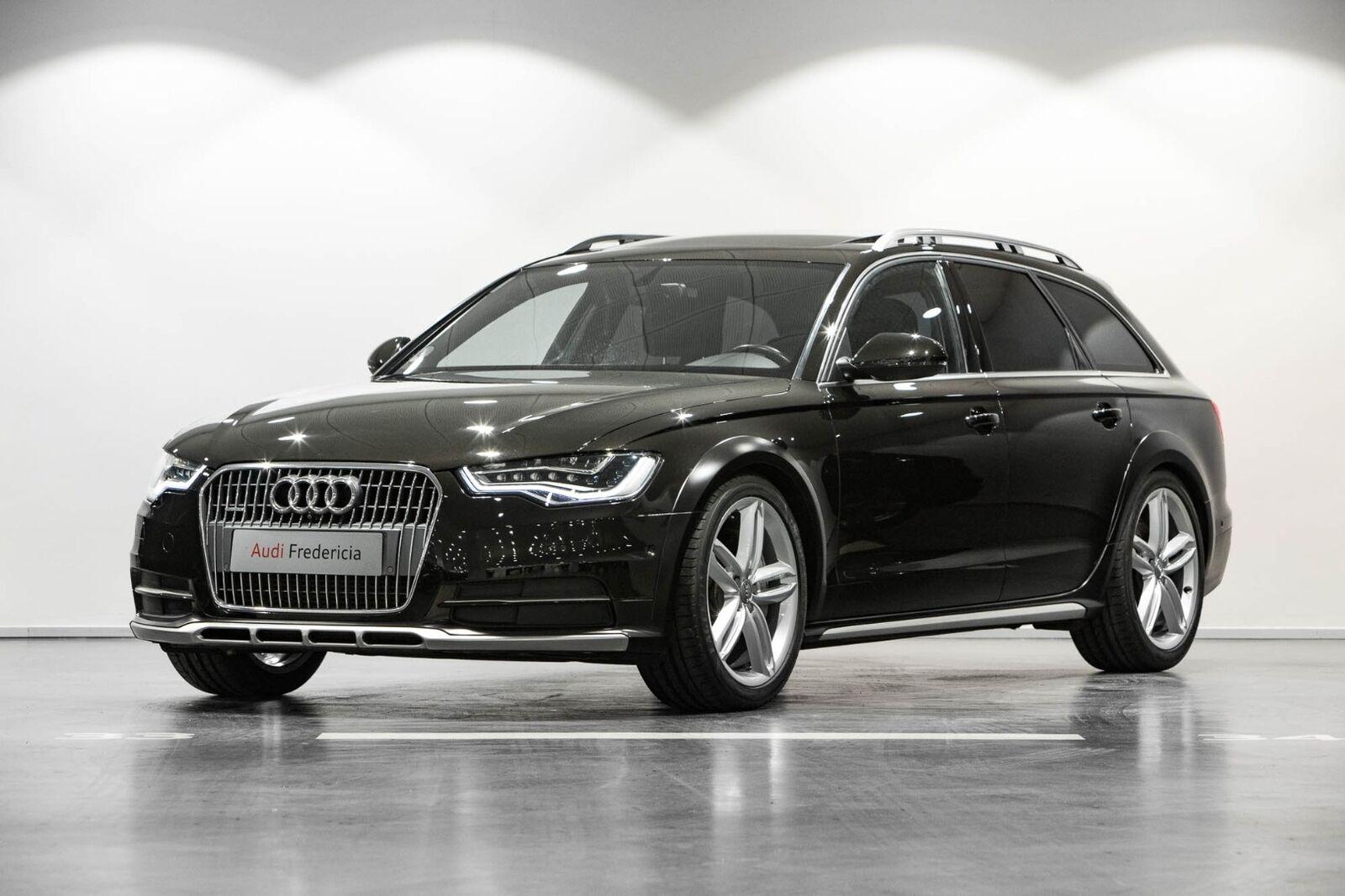 Audi A6 allroad 3,0 TDi 313 quattro Tiptr. 5d - 0 kr.