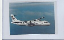 Eurowings airlines issued ATR-72-210 cont/l postcard