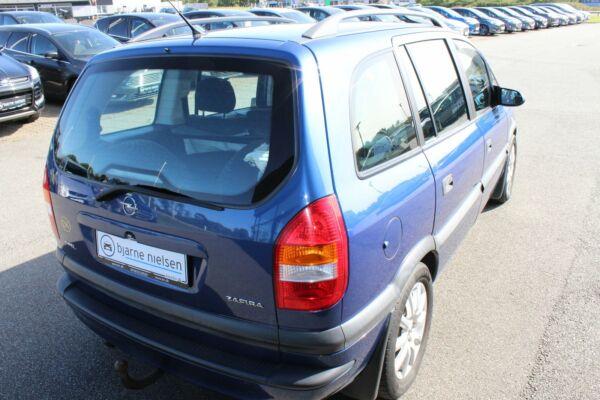 Opel Zafira 1,6 16V Family - billede 3