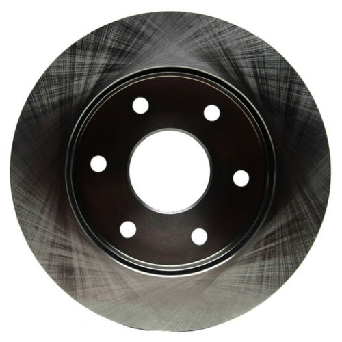 Disc Brake Rotor-Non-Coated Front ACDelco Advantage 18A258A