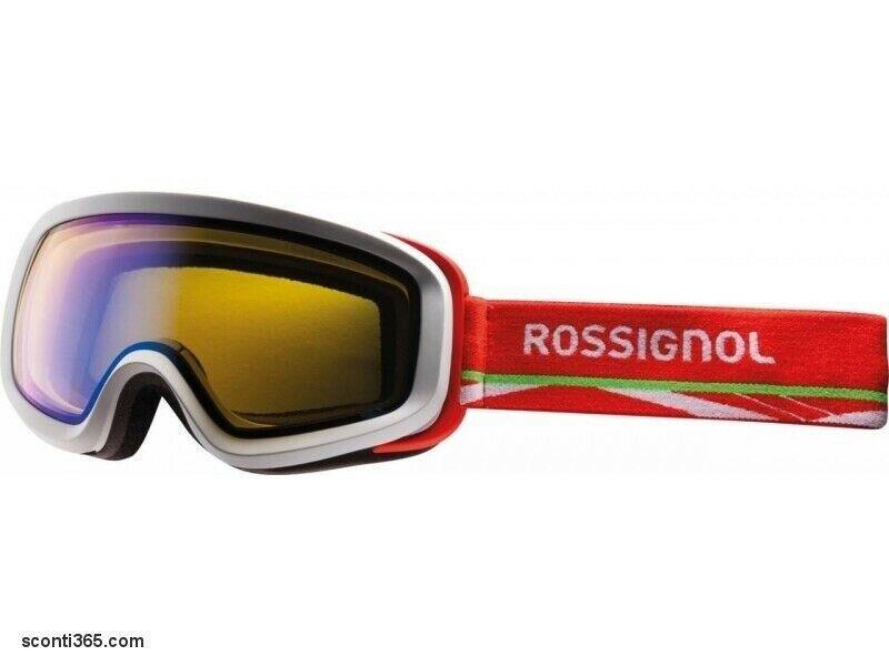 Rossignol Maschera da sci RG5 Hero bianca SPH, Rossignol  Art. RKEG100 bianca