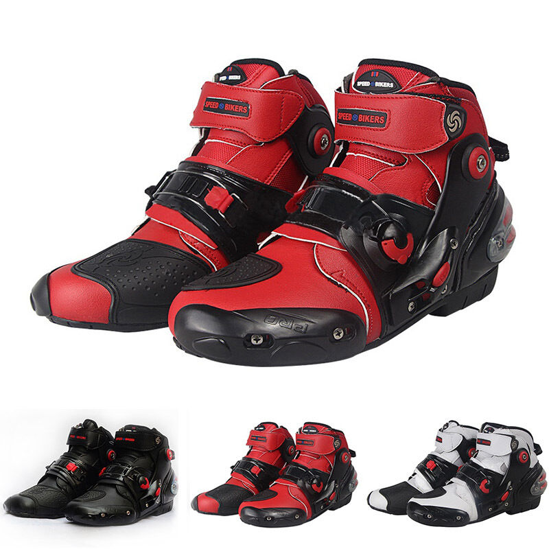 Motorcycle Motorbike Boots Waterproof Protection Biker Shoes Cycling Product