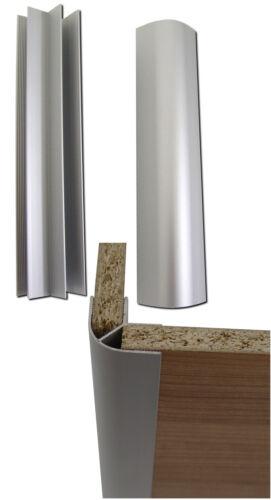 4 Eckprofile Aluecken Wasserbetten Sockel Aluminium Profile Podest Blenden Alu