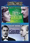 Fruto De Tentacion La Cobarde 0031398115014 DVD Region 1 P H