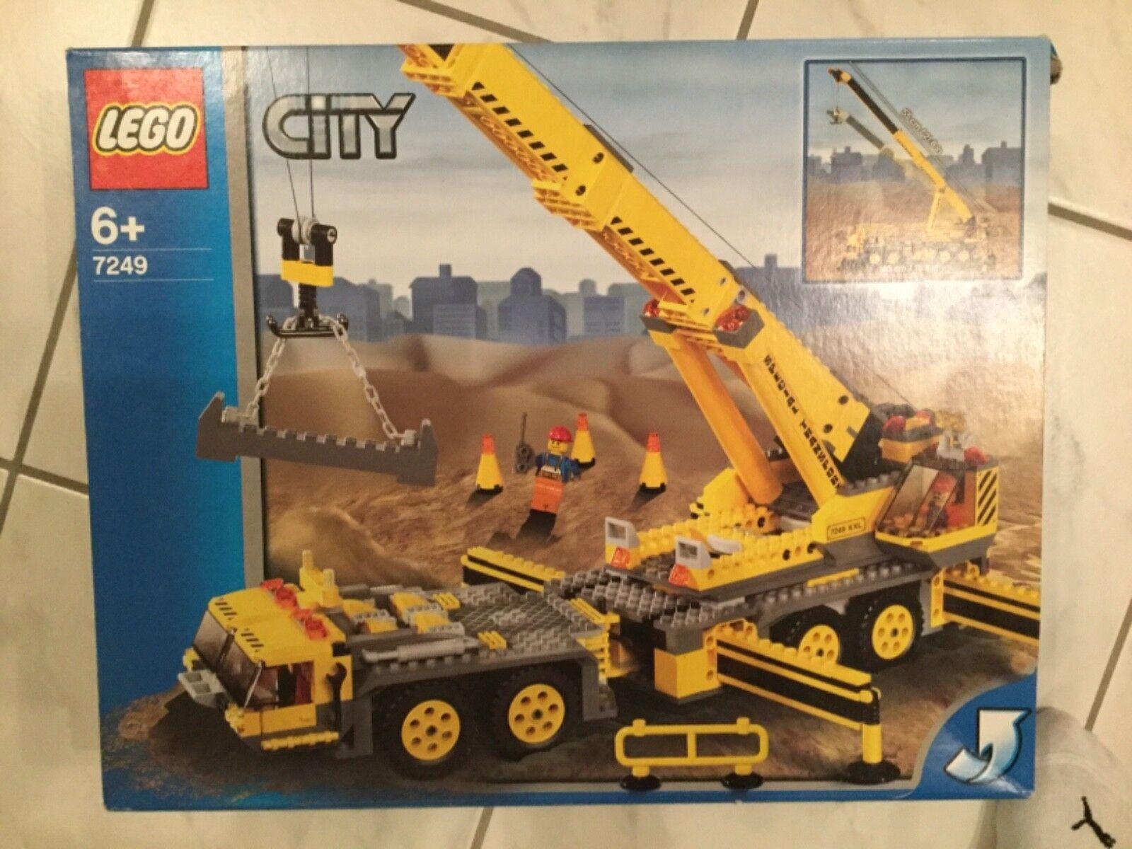 LEGO® CITY  7249  Mobiler Baukran