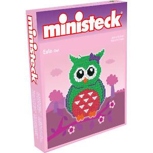 Eule grün Ministeck 32480 G 999082