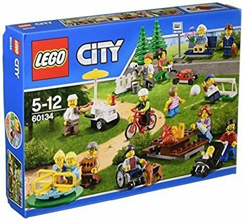 Lego 60134 City - Diversión en el parque - - - NUEVO f4e227