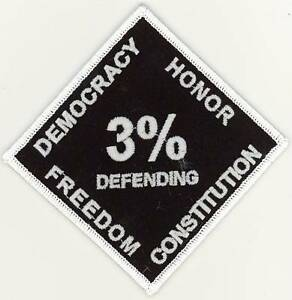 Biker-Militia-3-Percent-Democracy-Honor-Freedom-Constitution-White-on-Black