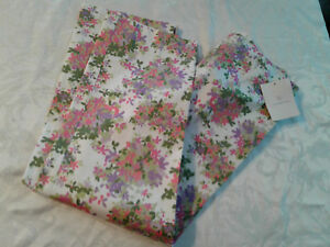 NEW Liz Claiborne Stretch Pants Floral Print Light Therapy BSC-2 Womens 10 NWT