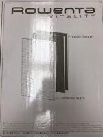 Rowenta Xd6010f0 Vitality 2 Carbon Filters & Hepa Filter Genuine