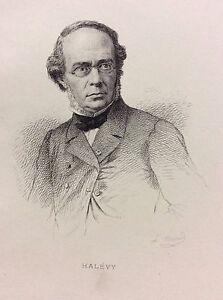 Fromental-Halevy-1799-1862-compositeur-Musique-gravure-1868-France
