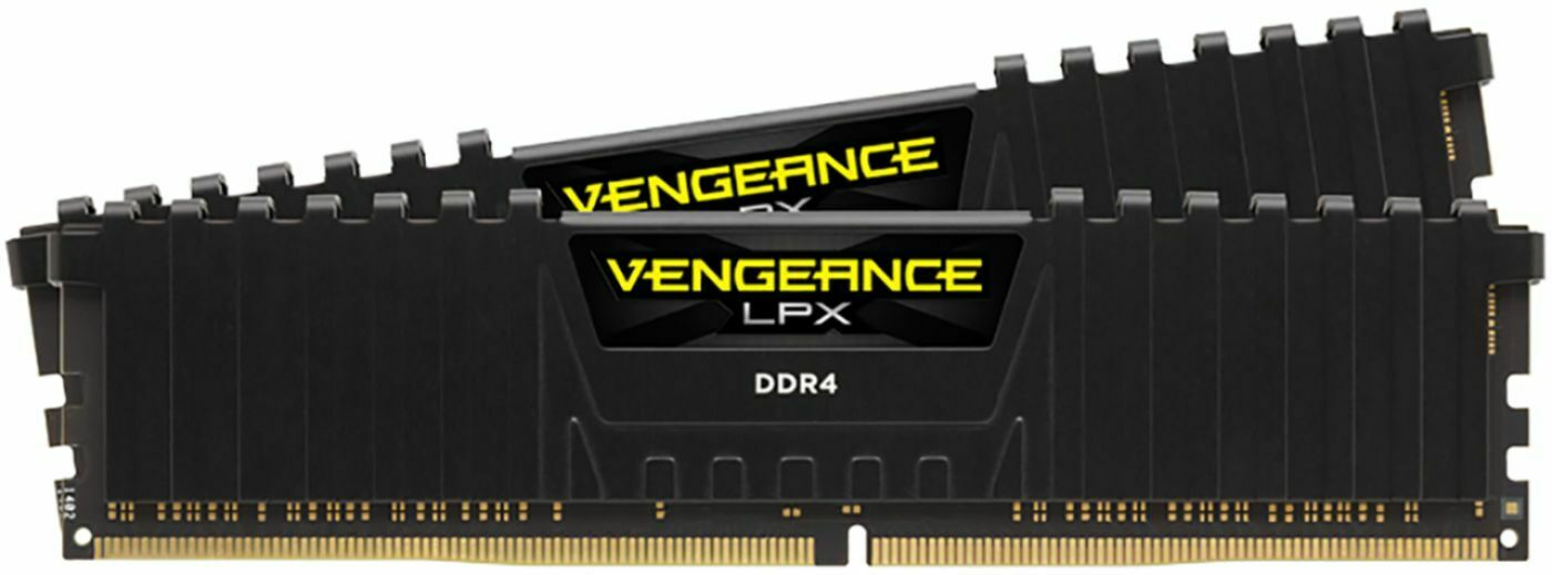 CORSAIR - VENGEANCE LPX 32GB (2 x 16GB) 3.2 GHz DDR4 C16 Desktop Memory. Buy it now for 149.99