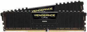 CORSAIR - VENGEANCE LPX 32GB (2 x 16GB) 3.2 GHz DDR4 C16 Desktop Memory