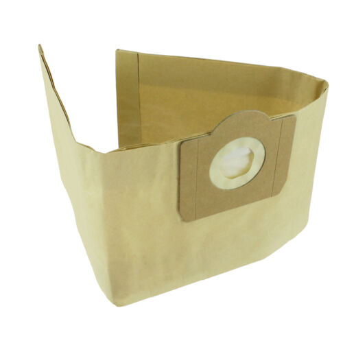 20 Double Filtration Large Bags for KARCHER WD3 WD3P MV3 Wet /& Dry Vacuum