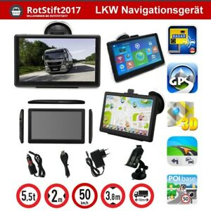 7 zoll gps navigationsger t f r lkw pkw wohnmobil bus blitzer poi gps mp3 mp4 ebay. Black Bedroom Furniture Sets. Home Design Ideas