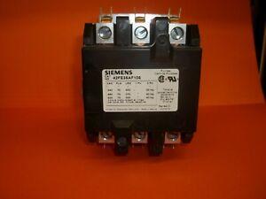SIEMENS-DEFINITE-PURPOSE-MAGNETIC-CONTACTOR-3P-129114M-NIB