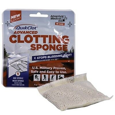 QuikClot Advanced Clotting Sponge 1 ea