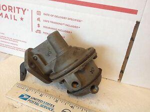 Stude or MOPAR; fuel pump, used. Item: 7128