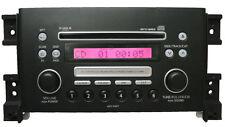 06 07 08 Suzuki GRAND VITARA Radio XM Sat MP3 WMA CD Player Disc AUX OEM Factory