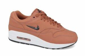 af660a2fef 918354 200 Nike Air Max 1 Premium SC Jewel Shoes Dusty Peach Size 7 ...