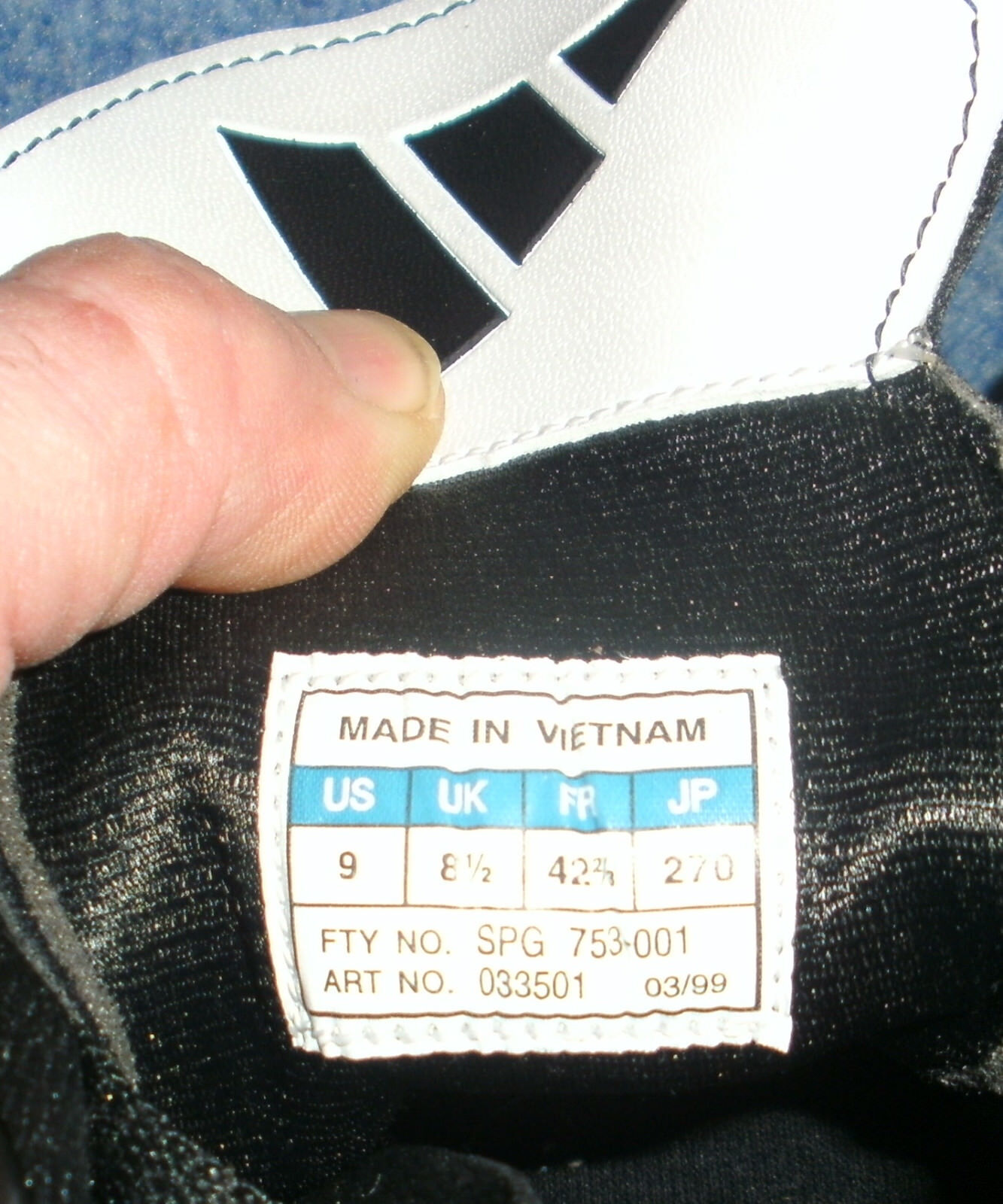 Neue Vintage Adidas Fußballschuhe Soccer Soccer Soccer Tektral Cup Equipment SG, Gr. 42 2 3 0558a6