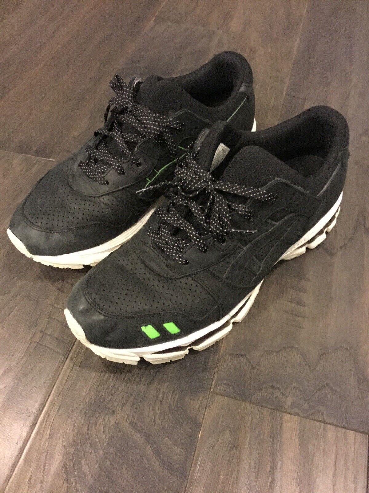 ASICS Gel Lyte III.i 3.1 Nimbus shoes Black Green Kith Size 11.5 H64JK Used