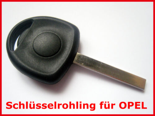 Schlüssel Rohling Gehäuse für Opel Astra Corsa Insigna Meriva Signum Tigra