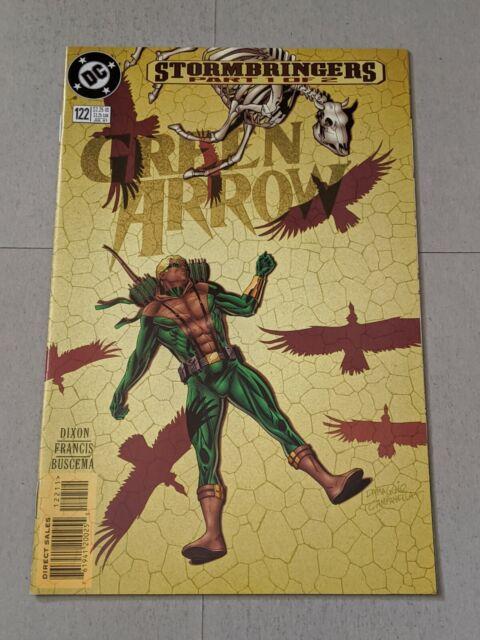 Green Arrow #122 July 1997 DC Comics